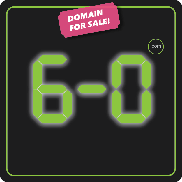6-0.com - this premium domain is for sale